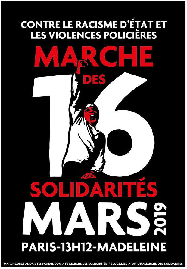 manifestations 16 mars